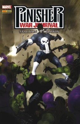 MARVEL MEGA 50 - PUNISHER WAR JOURNAL 5