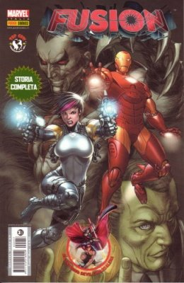 MARVEL MEGA 57 - MARVEL TOP COW FUSION