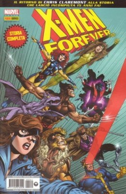 MARVEL MEGA 61 - X-MEN FOREVER 1