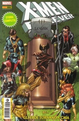 MARVEL MEGA 67 - X-MEN FOREVER 2
