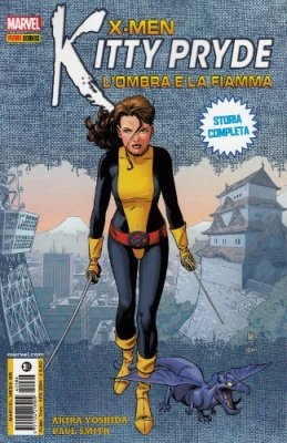 MARVEL MEGA 86 - X-MEN KITTY PRYDE L'OMBRA E LA FIAMMA