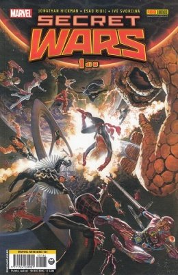 MARVEL MINISERIE 164 - SECRET WARS 1