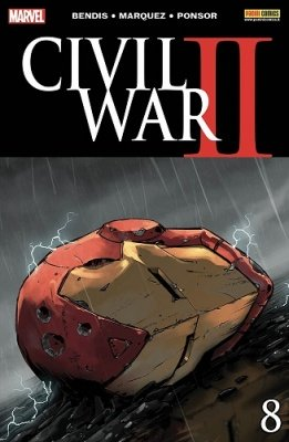 MARVEL MINISERIE 183 - CIVIL WAR II 8
