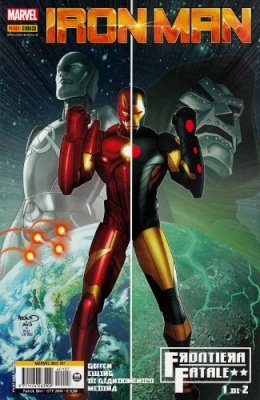 MARVEL MIX 107 - IRON MAN FRONTIERA FATALE 1