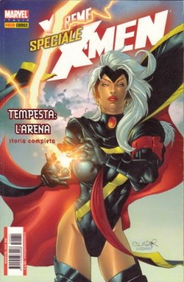 MARVEL MIX 55 - SPECIALE X-TREME X-MEN - TEMPESTA: L'ARENA