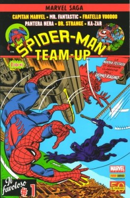MARVEL SAGA 1 - SPIDER-MAN TEAM-UP 1