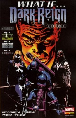 MARVEL UNIVERSE 23 - WHAT IF... DARK REIGN REGNO OSCURO