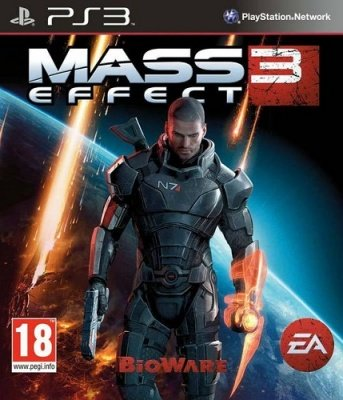 MASS EFFECT 3 PS3 USATO GARANTITO