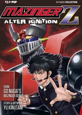 MAZINGER Z ALTER IGNITION 1