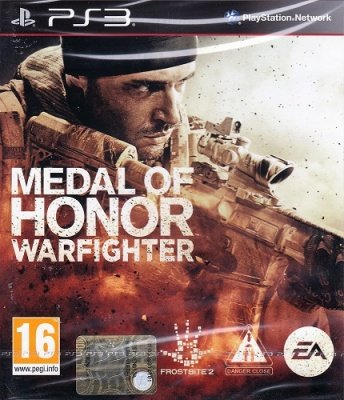 MEDAL OF HONOR WARFIGHTER PS3 NUOVO