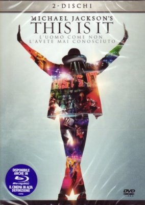 MICHAEL JACKSON'S THIS IS IT SPECIAL EDITION 2 DVD