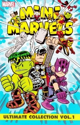 MINI MARVELS ULTIMATE COLLECTION 1