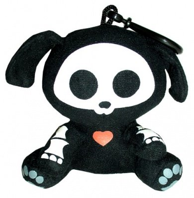 MINI PELUCHE DAX (CANE) SKELANIMALS