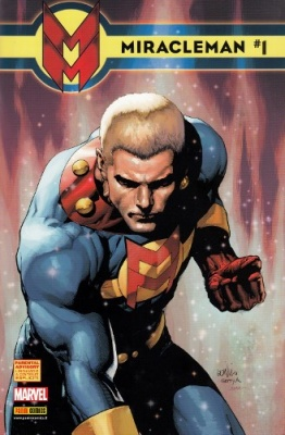 MIRACLEMAN 1 COVER B