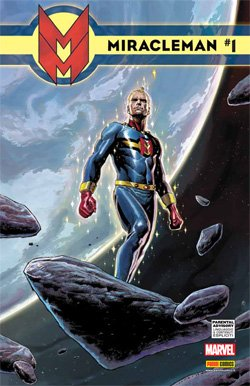 MIRACLEMAN 1 VARIANT COVER METAL FX