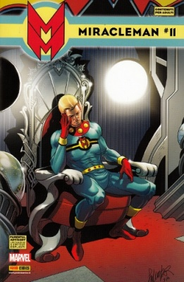 MIRACLEMAN 11 COVER B