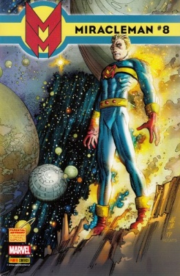 MIRACLEMAN 8 COVER A
