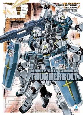MOBILE SUIT GUNDAM THUNDERBOLT 10