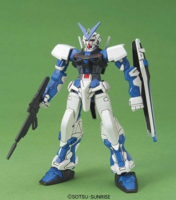 MODELLINO IN KIT GUNDAM ASTRAY BLUE MBF-P03 1/144 BANDAI MODEL KIT