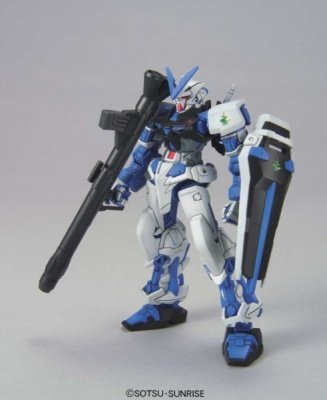 MODELLINO IN KIT GUNDAM HG ASTRAY BLUE FRAME MBF-P03 1/144 BANDAI MODEL KIT