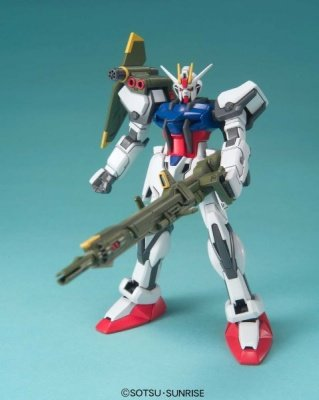 MODELLINO IN KIT GUNDAM LAUNCHER STRIKE GAT-X105 1/144 BANDAI MODEL KIT