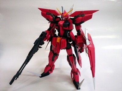 MODELLINO IN KIT GUNDAM MG AEGIS GAT-X303 1/100 BANDAI MODEL KIT