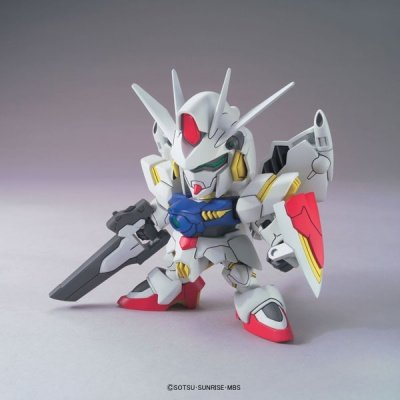 MODELLINO IN KIT GUNDAM SD GUNDAM BB374 LEGILIS PLASTIC MODEL KIT