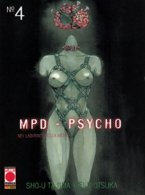 MPD PSYCHO 4 RISTAMPA