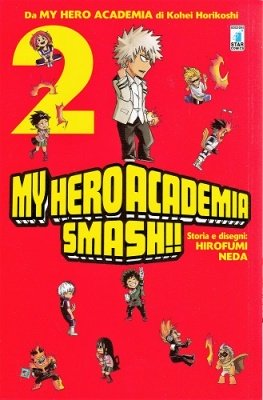 MY HERO ACADEMIA SMASH!! 2