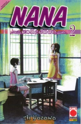 NANA COLLECTION 2 RISTAMPA