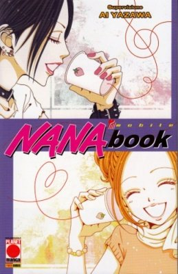 NANA MOBILE BOOK + SET STICKERS