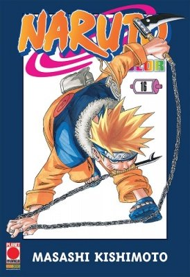 NARUTO COLOR 16
