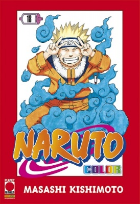 NARUTO COLOR 18