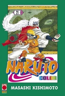 NARUTO COLOR 21