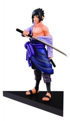 NARUTO SHIPPUDEN DXF SHINOBI RELATIONS SERIES 2 SASUKE ACTION FIGURE
