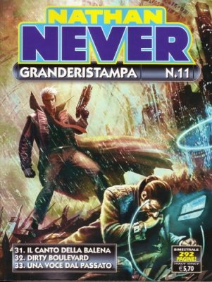 NATHAN NEVER GRANDE RISTAMPA N. 11