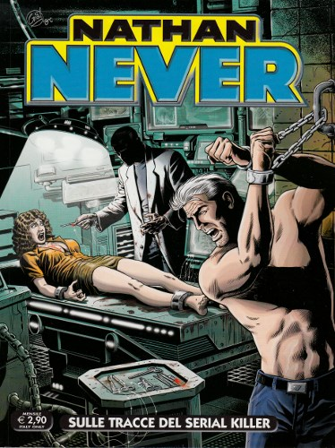 NATHAN NEVER N. 267 - SULLE TRACCE DEL SERIAL KILLER