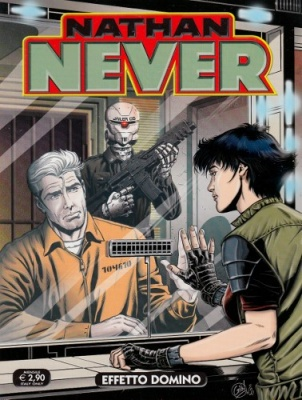 NATHAN NEVER N. 270 - EFFETTO DOMINO