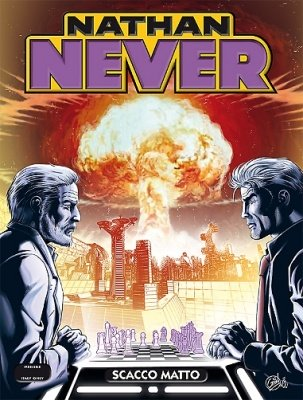 NATHAN NEVER N. 295 - SCACCO MATTO