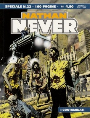 NATHAN NEVER SPECIALE N. 22 - I CONTAMINATI