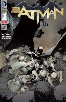 NEW 52 SPECIAL 1 - BATMAN 1