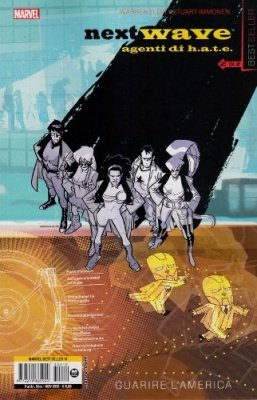NEXTWAVE AGENTI DI HATE 2 - MARVEL BEST SELLER 10
