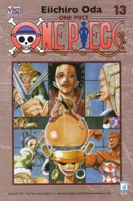 ONE PIECE NEW EDITION 13