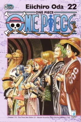 ONE PIECE NEW EDITION 22