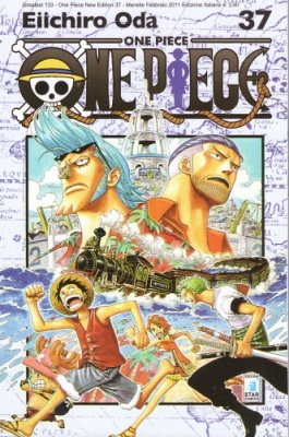 ONE PIECE NEW EDITION 37