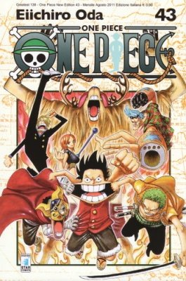 ONE PIECE NEW EDITION 43