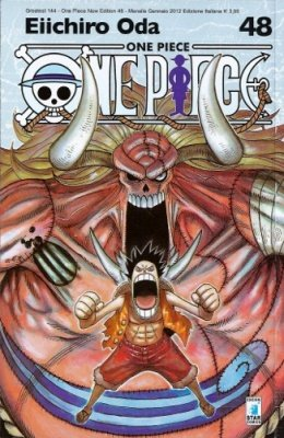 ONE PIECE NEW EDITION 48
