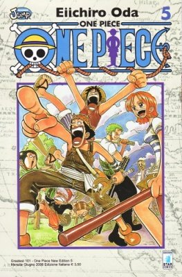ONE PIECE NEW EDITION 5