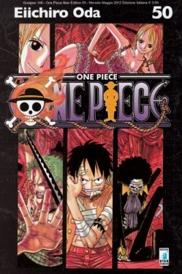 ONE PIECE NEW EDITION 50