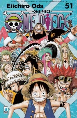ONE PIECE NEW EDITION 51